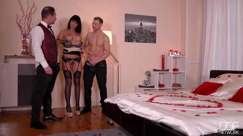 Valentina Ricci ( Hardcore Penetration Sensation: Belgian Valentine Fucked Hard, 2017 02 14) Big Tits, Gonzo,