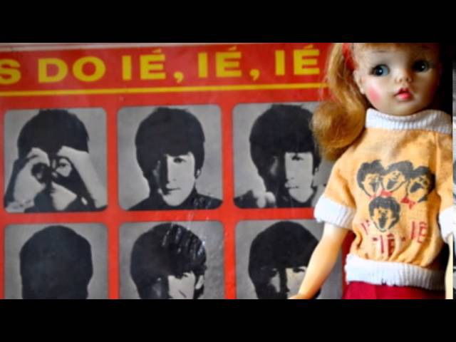 Boneca Susi Olhos Pintados de 1966 a 1969