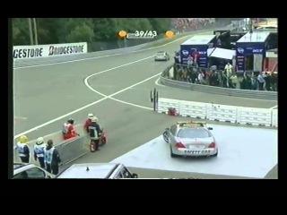 Formel 1 Burti Irvine 2001 Spa