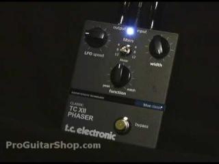 TC Electronic Classic Phaser XII