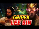 Gripex Lee Sin Montage 2017 - Best Pro Outplays Compilation | League of Legends