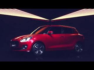 Suzuki swift официальное видео с  женевского автосалона 2017