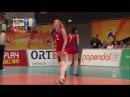 Volleyball European Championship Under 18 Italy Russia Final 2017