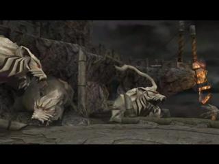 Tekken 5 dark ressurection - garden of the tiger