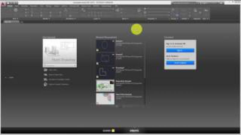 8 AutoCAD Dosyalarının Kapatılması HD Autocad 2015 Eğitim 2D