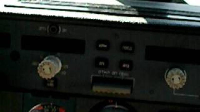 IL-114 100 Автопилот.AVI