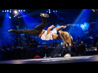 B-Boy Neguin vs. B-Boy Bruce Almighty | Quarterfinals | Red Bull BC One World Final 2016