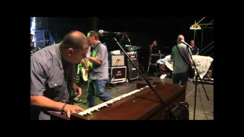 THE AGGROLITES / Usa Funky Fire Live @ Ostróda Reggae Festival 2010