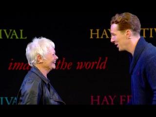 Judi Dench and Benedict Cumberbatch - Twelfth Night