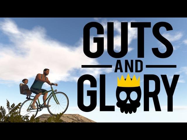 Guts and Glory - HAPPY WHEELS В 3D!