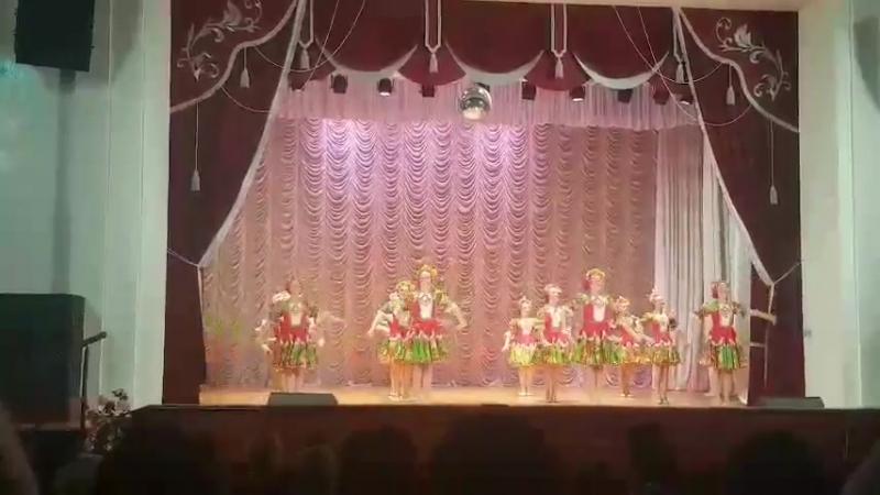 Деревенский переполох Образцовый самодеятельный коллектив ансамбль танца Задоринки