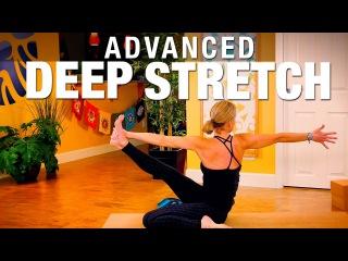 Advanced Deep Stretch Yoga Class - Five Parks Yoga