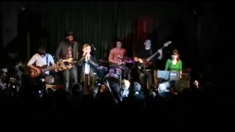 The Fall - My Door Is Never (Live @ Hiro Ballroom Narnack CMJ Showcase 2006)