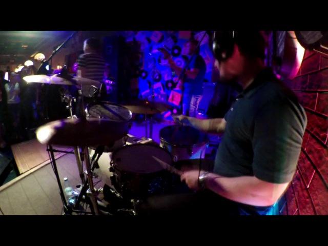 О'Ковцур Секвойя Drum Cam Irish Pub Dublin 15 07 17