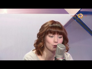 Кира Малыгина - лидер группы КИМАКИМА в эфире Страны FM
