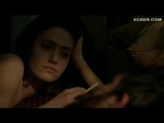 Интимная Сцена С Эмми Россам В Палатке – Бесстыжие (2011)