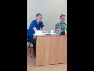 Предвыборная речь для дебатов. Герцик Константин Дмитриевич ()