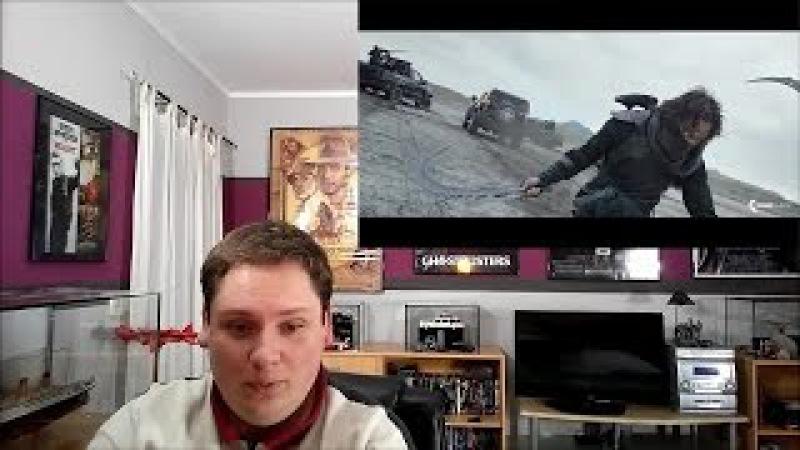 GUARDIANS Fight Trailer 2 REACTON German Deutsch