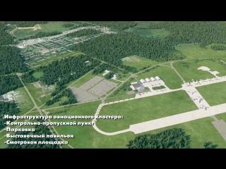 Авиационный кластер Международного Военно-технического Форума Армия-2017