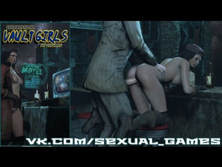 Vault Girls Episode 10.5 (Fallout sex)