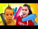 Polen kuaför oluyor! Eğlenceli çocuk videoları izle!