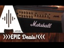 EPIC DEALS - Marshall JVM Combos - Save up to £420!