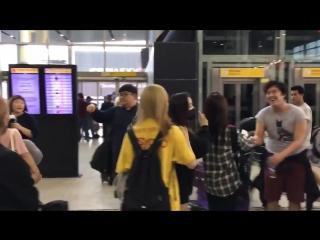 Вылет из аэропорта Сан-Паулу || 171112 (3)