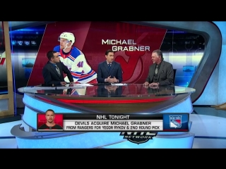 Nhl tonight grabner trade feb 23, 2018