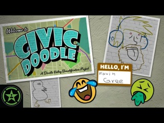 Let's Play - Civic Doodle - Junk in my Trunk