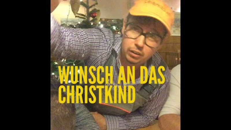WUNSCH AN DAS CHRISTKIND - SEPP BUMSINGER