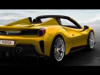 2020 Ferrari 488 Pista Aperta