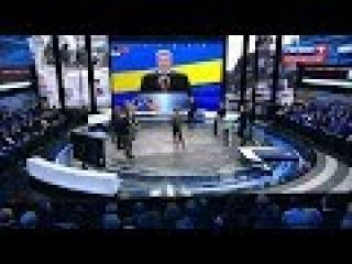 Порошенко назвал врагов Украины. 60 минут от  Вечерний выпуск