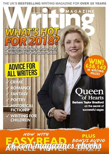 Writing Magazine February 2018