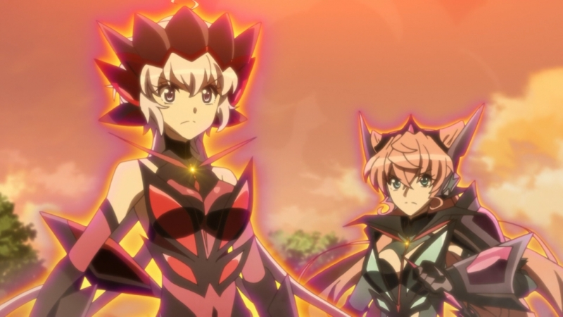 [BD] Change the Future | Symphogear AXZ | Симфогир | Ayahi Takagaki x Yoko Hikasa