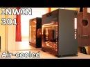 INWIN 301 mATX Air cooled Build