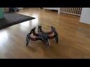 Посмотрите это видео на Rutube Робот паук PhantomX
