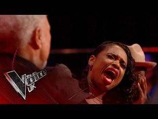Jennifer Hudson and Tom Jones Perform 'Never Loved A Man' | Blind Auditions | The Voice UK 2018