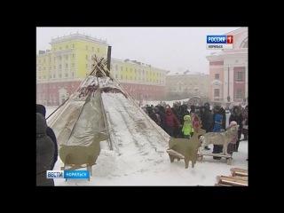 Вести Норильск 19 марта 2018 года (понедельник)
