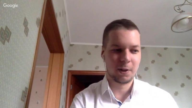 Отзыв о коучинге Крестинина от Ильнура Юсупова (победитель Безумная партнерка)