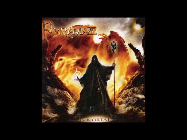 Pyramaze Immortal Full Album