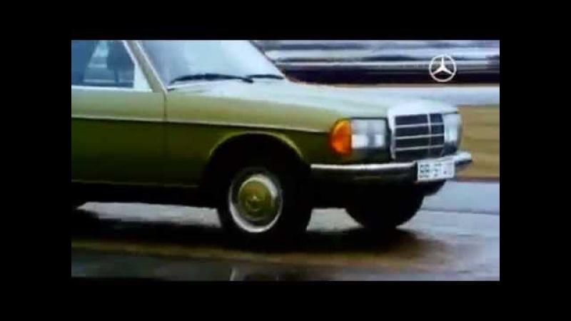 Istoria modelului Mercedes W123 cunoscut in Romania drept Mercedes Cobra