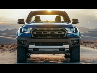 2019 Ford Ranger Raptor - Off-Road Pickup Loaded with Performance DNA