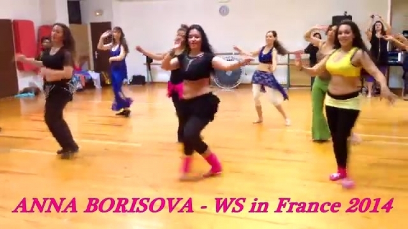 ANNA BORISOVA - Edeni Albak - Workshop in France 2014 20826