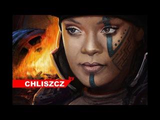 Rihanna Sith princess (What's My name?) - Photoshop painting