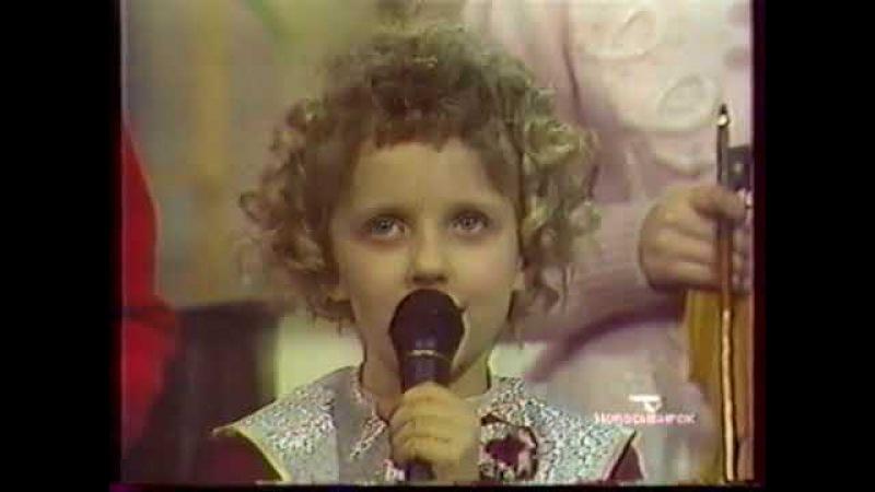 Телеконкурс Семья №1 Андреевы Никитины февраль 1994