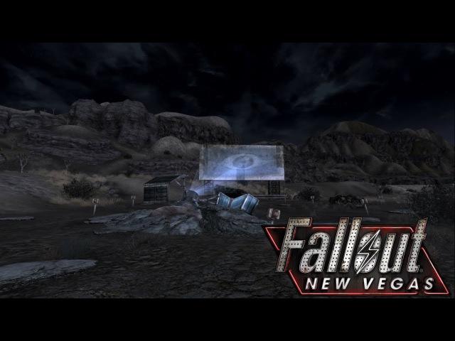 Fallout New Vegas ► Midnight Science Fiction Feature Кино после полуночи ► №54