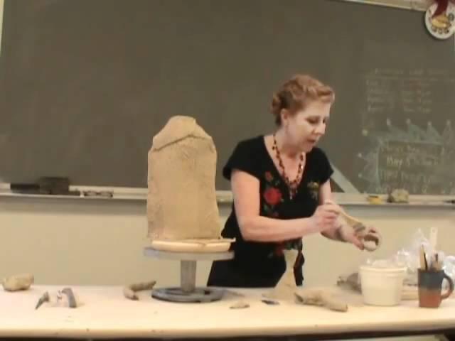 Handbuild Teapot Part 3