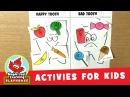 Dental Hygiene Activity for Kids | Maple Leaf Learning Playhouse