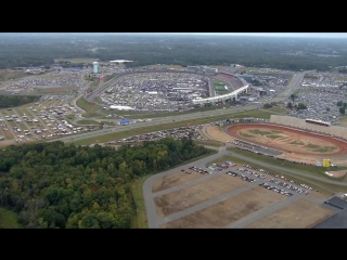 Chopper Camera - 2017 NASCAR Monster Cup - Round 30 - Charlotte