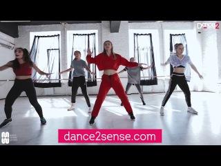DeeBuzz feat. Hard2def - Rude gyal swing - Dancehall choreography Olga Melnikova - Dance2sense
